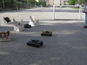 """Tank Csata: """"A második ütközet..."""""""